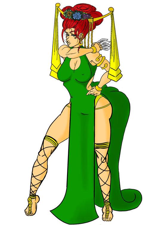 Dragon Queen 2.5