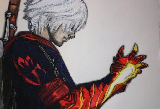 Devil may cry arm by bluedragoneye-d3i6vwy