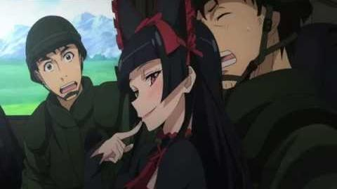 Raven's a tease~