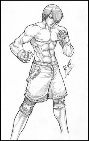 Fighter boy by mrdemonhell-d4cecjw