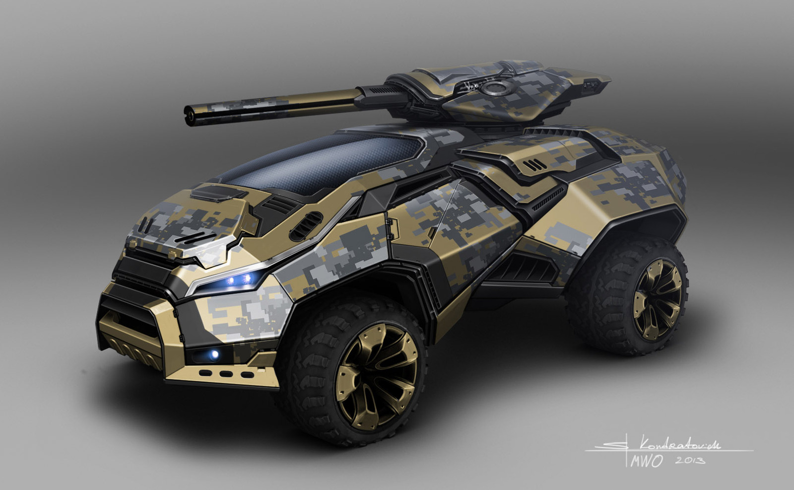 Image - 1600x987 19055 MWO army vehicle concept art 10 2d sci fi ...