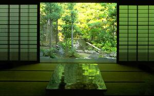 Japanese-tea-room