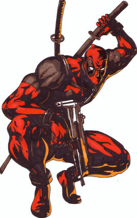 Deadpool 2 by thestickibear-d3azxso