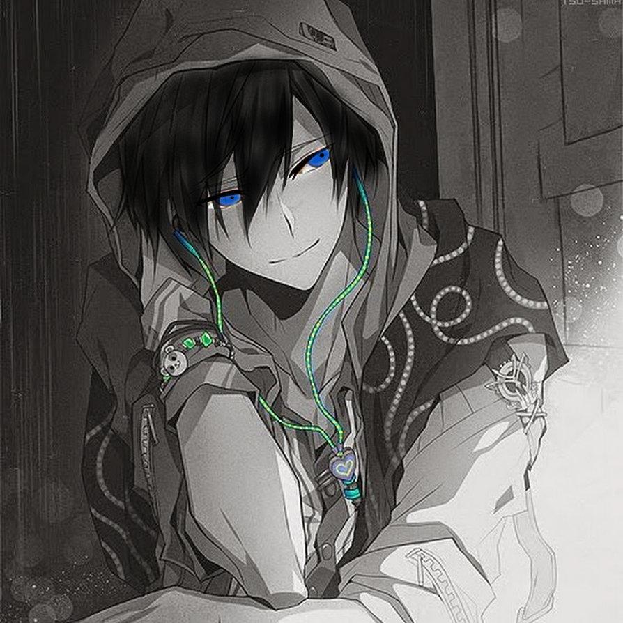 Tag Black Hair Anime Boy Blue Eyes Waldon Protese De Silicone Info