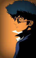 Spike spiegel by lernycold-d5o67rq