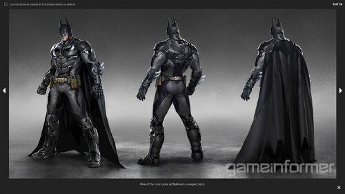 Armor Plate Dusk Suit
