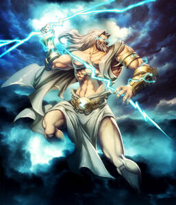 Zeus-king-of-gods-thunder-bolt-greek-mythology-art
