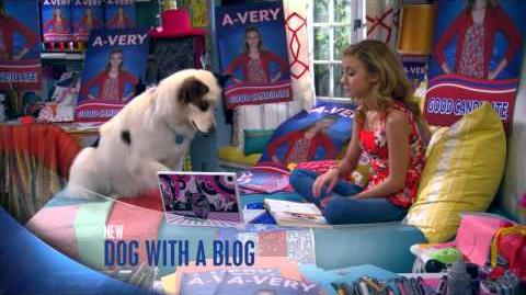"""Dog With A Blog """"Guess Who Becomes President?"""" Sneak Peek Disney Channel Official"""