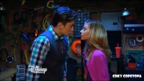 Avery Dreams of Kissing Karl - Clip