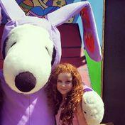Francesca&Snoopy