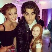G, Blake, Francesca