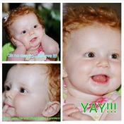 Baby Francesca 1