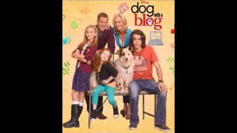 Dog With A Blog and Girl Meets World Crossover!!!!