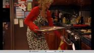 Ellen haciendo galletas