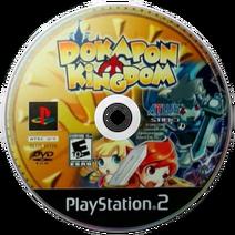 Dokapon Kingdom PS2 Disc