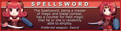 Spellsword Class