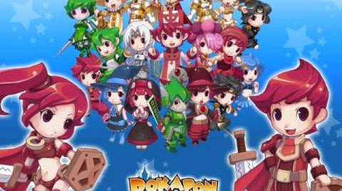 Dokapon Kingdom Original Soundtrack - 33 - On our way ( City in the sky )