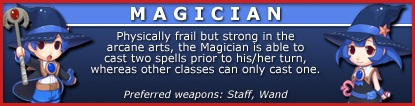 Magician Class