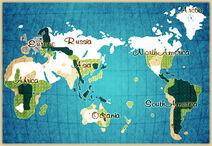 Dokapon the World Map