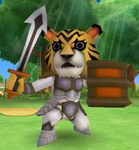 Wear Tiger