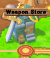 Weapon Store Space