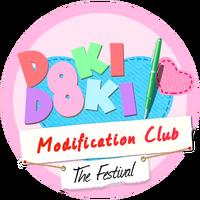 DDLC The Festival Mod Logo