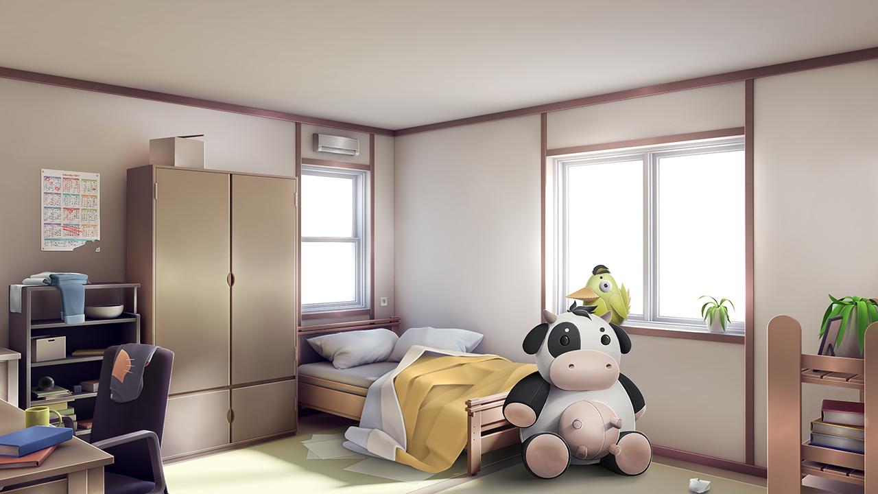 Sayori S Room