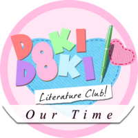 DDLC Our Time Logo