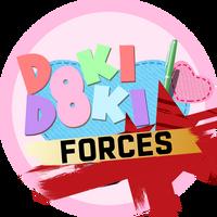 Doki Doki Forces Logo
