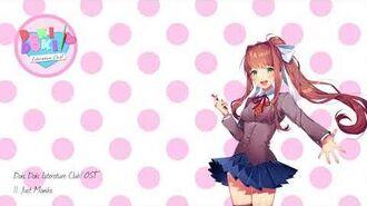 Doki Doki Literature Club! OST - Just Monika