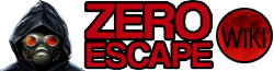 Zero Escape Wiki wordmark