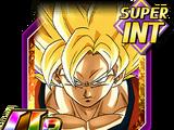 Pour défier un dieu - Son Goku Super Saiyan