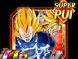 Forme de combat d'une puissance sans égale - Super Vegeta/Super Trunks