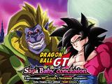 Dragon Ball GT - Saga Baby, conclusion