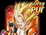 Le guerrier suprême - Super Gogeta