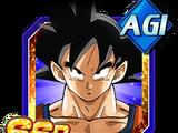 Saiyan guidé par le destin - Son Goku