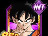 Saiyan au cœur juste - Son Goku