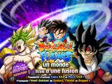 Dragon Ball Fusions un monde issu d'une fusion