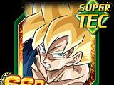 Super Saiyan légendaire - Son Goku Super Saiyan