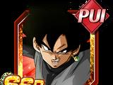 Avertissement venu du futur - Goku Black