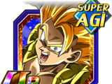 Fusion suprême inégalée - Gogeta Super Saiyan