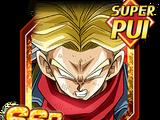 Surpuissance de la colère - Trunks Super Saiyan (futur)