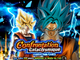 Confrontation cataclysmique contre Son Goku