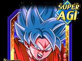 Niveau supérieur - Son Goku Super Saiyan divin SS