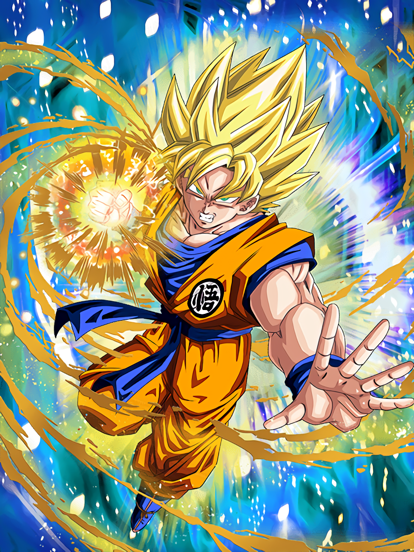 Frisson de col re son goku super saiyan wiki dokkanbattlefr fandom powered by wikia - Sangoku super sayen 6 ...