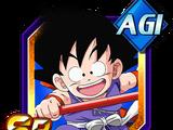 Une aventure commence - Son Goku (enfant)