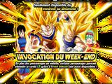 Invocation rare: WeekEnd Dokkan