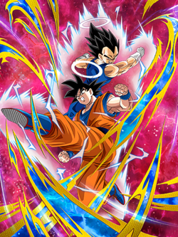 ArtworkGoku&Vegetassrend