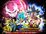 Dragon Ball Super - Combat final du Tournoi du Pouvoir