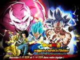 Dragon Ball Super - Combat final du Tournoi du Pouvoir